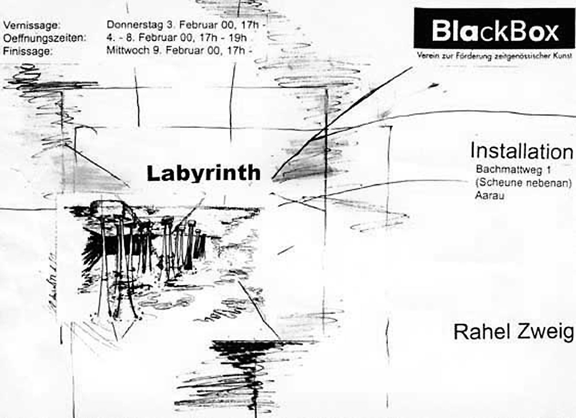 flyer labyrinth